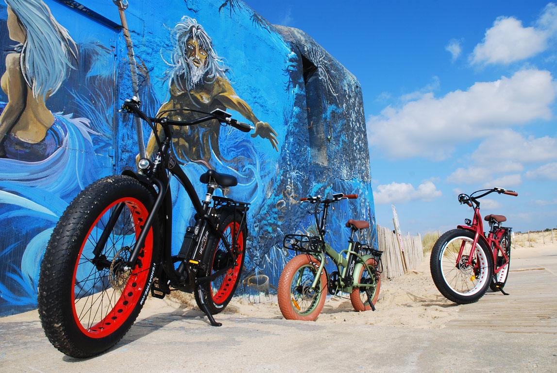 vélo hossegor